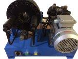 移動式研修会のアプリケーション(JK160)のための電池Drivedのホースのひだが付く機械