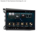 Система Android 6.0 навигация GPS экрана 10.1 дюймов большая на Honda Civic 2012