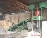 Prensas de enladrillar automáticas hidráulicas de la limalla del metal de Briquetters que reciclan la máquina-- (SBJ-630)
