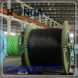 câble électrique isolé par XLPE moyen de la tension 21kv 21 kilovolts