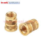 Noix installée de garniture intérieure filetée pour le matériau thermoplastique