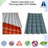 Azulejos de azulejos e telhas revestidas de aço anti-UV à prova de fogo de água anti-UV
