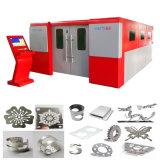 Migliore tagliatrice del laser della fibra del piatto del acciaio al carbonio dell'acciaio inossidabile
