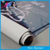 Bandiera Rolls della flessione del PVC di Frontlit della priorità bassa di disegno della bandiera della flessione