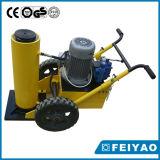 Série Pow&prime de prix usine ; Levage de cric hydraulique de canalisation verticale de R