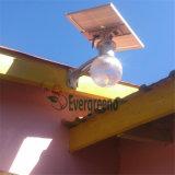 Luz solar ligera solar del palillo del jardín del tipo y del voltaje 2V