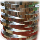 Bandes d'acier inoxydable dans la pente de la bobine 201
