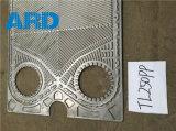 Acero inoxidable de calidad superior de la categoría alimenticia de la placa Tl200ss Tl250PP del cambiador de calor de la placa de Thermowave