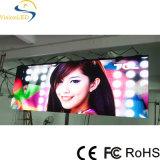 Innenfarbenreiche Mietbildschirmanzeige LED-P3.91 für das Bekanntmachen