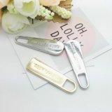 Removedor de fecho de metal personalizado para vestuário