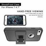 Caixa Shockproof da armadura nova da chegada caixa do telefone móvel de TPU + de PC