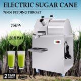 Prensa de escritorio del Juicer de la caña de azúcar del jengibre de la caña de azúcar