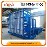 Máquina ligera incombustible de la fabricación del panel de emparedado de la máquina del panel del muro de cemento
