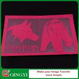 Het Vinyl van de Overdracht van de Hitte van de Vervaardiging Pu van Qingyi voor Kleding