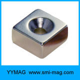 Супер сильный генератор постоянного магнита магнита никеля блока неодимия