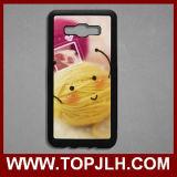 2D Caixa Printable do telefone do espaço em branco TPU do Sublimation para para Samsung J5 (2016)