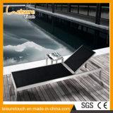 Silla de salón al aire libre de Sun de la playa del ocio del ocioso de la calesa de la piscina de los muebles del jardín del patio de la alta calidad