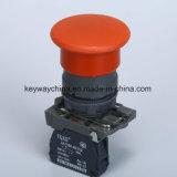 Dia22mm-La118kam4 Kleuren de van de Schakelaar van de Drukknop Rode en Groene, Voltage 6V-380V