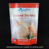 Мешок упаковки продукта моря Nylon пластичный
