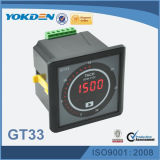 Gt33 Motor LED Display Digital Rpm Meter
