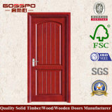 Дверь обеспеченностью MDF нутряная составная (GSP6-003)