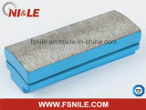 Rectificado de Metal Bond Block Diamond Fickert Abrasive