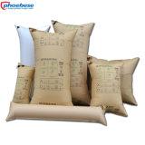 Recipiente de almohadillas de aire del papel de Kraft PP Bolsa de Protección