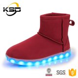 Hot Selling Chaussures LED Chaussures 100 Cotton Knit Factory en Chine