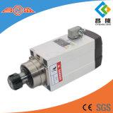 quadratische Luft abgekühlter Hochfrequenzmotor der spindel-4.5kw für CNC-Holzbearbeitung-Gravierfräsmaschine