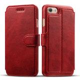 Forme créatrice de cuir de chiquenaude de pochette de Hotsellig pour l'iPhone 7/6s/6
