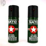 60ml de pulvérisation de poivre de l'OTAN pour l'auto-défense