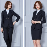 Form-Frauen-Büro-konstante Anzüge der Wollen