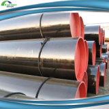 건축재료 ASTM A106/API 5L Gr. B Sch40/Sch80 탄소 강철 이음새가 없는 관
