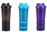 زجاجة ذكيّة بلاستيكيّة بروتين رجّاجة