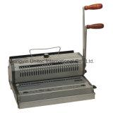 Máquina obligatoria manual Wb-2220/Wb-2220b de libro del alambre de la talla de la alta calidad A4