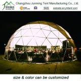 ホテルリゾートのラウンジ部屋のための測地線ドーム展覧会のテント
