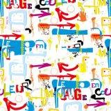 Stampa di vendita calda di trasferimento dell'acqua di disegni della bandiera nazionale di disegno del fumetto di larghezza di Tsautop 1m la bella filma l'idro pellicola Tscy993 di stampa della pellicola idrografica