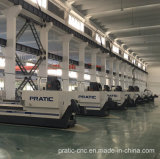 Corte de aluminio y fresadora Center-Pratic-Pyd6500 del CNC