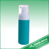 transparente blaue Flasche des Spray-60ml mit Nebel-Sprüher