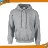 Custom Men Fleece Hoodies Camisola lisa algodão Hoodies