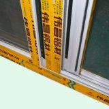 Indicador de deslizamento de alumínio com grade, indicador de alumínio do fechamento crescente revestido do pó K01086