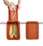 Bolso de una sola capa del calzado del bolsillo de la cremallera