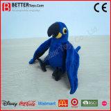 Jouet chaud de peluche de Macaw de peluche de vente