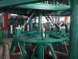 Ropes chemische Faser 6-Strand Liegeplatz-Seil-Polypropylen, das gemischte Polyester, Nylonseil