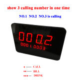 433.92MHz Portable Smart Hotel Calling Waiter System