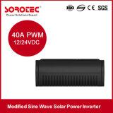 40A PWMの太陽充電器が付いている格子太陽インバーターを離れた1kVA 12VDC