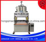 4つのコラム油圧出版物の精密パンチ穴機械