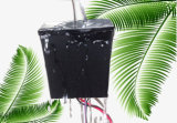 Amplificador 8A do repetidor da potência do diodo emissor de luz RGB em 3 canaletas DC5-24V