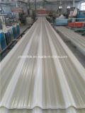 Anti folha do PVC do plástico da estática 2mm para a vertente, telha do telhado de UPVC