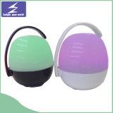 Altoparlante portatile senza fili chiaro variopinto di alta qualità LED Bluetooth mini